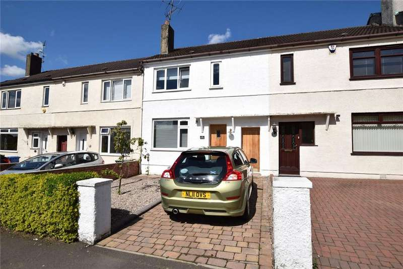 3 Bedrooms Terraced House for sale in Westland Drive, Jordanhill, Glasgow