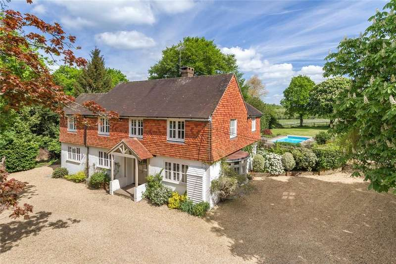 5 Bedrooms Detached House for sale in Norwood Lane, Graffham, Petworth, West Sussex, GU28