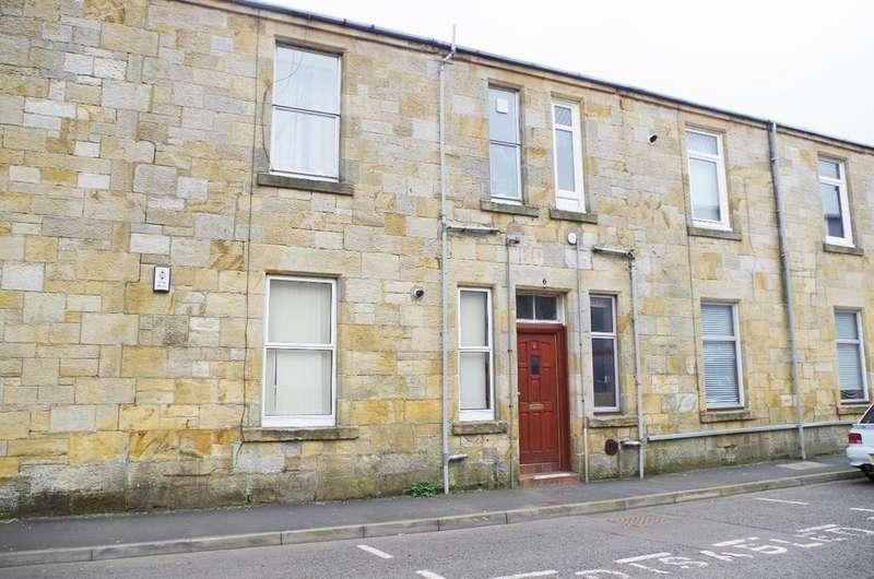 1 Bedroom Flat for sale in Muirend Street, Kilbirnie KA25