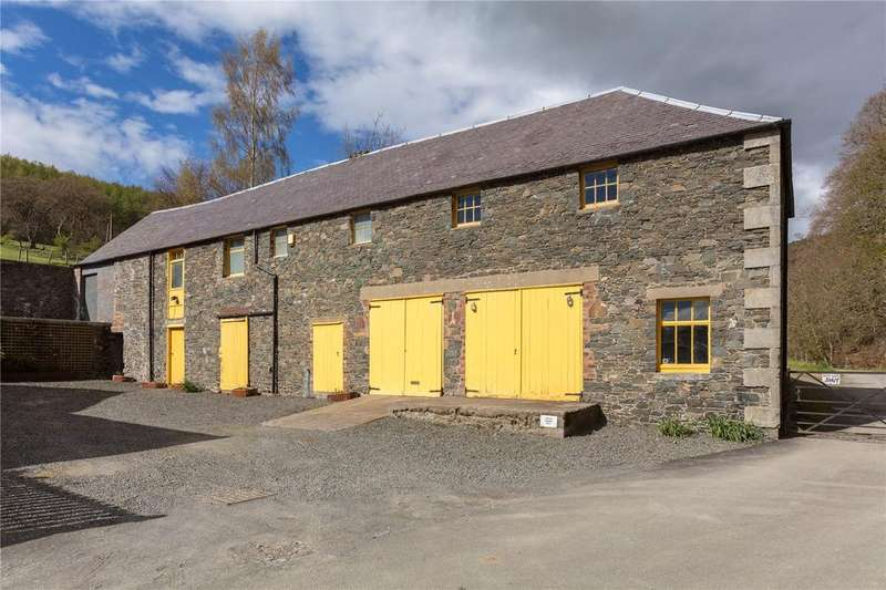 Plot Commercial for sale in The Mill House, Soonhope Farm, Peebles, Scottish Borders
