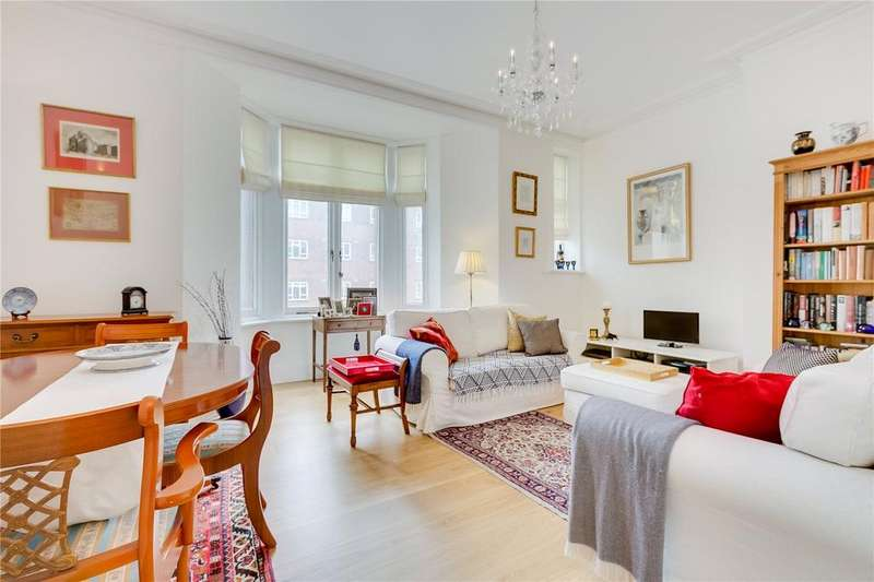 3 Bedrooms Flat for sale in Editha Mansions, Edith Grove, London