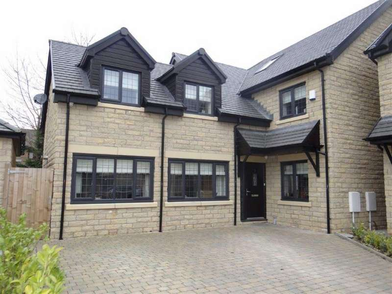 5 Bedrooms Detached House for sale in Rowan Meadows, Leigh