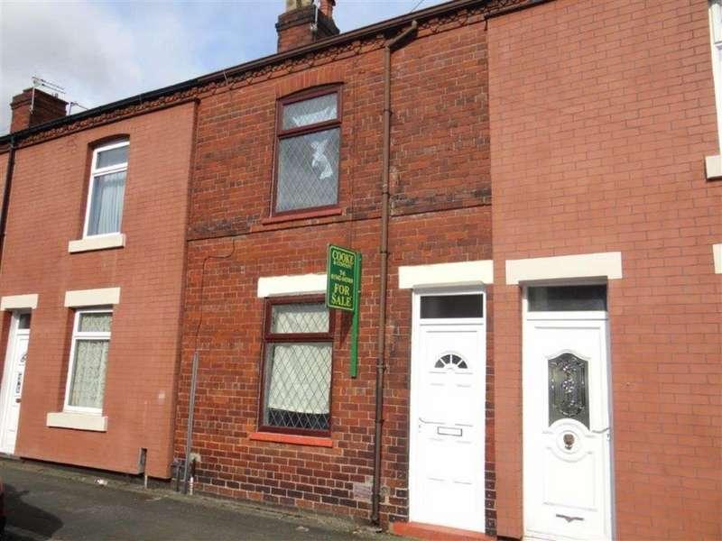 2 Bedrooms Terraced House for sale in Sydney Street, Platt Bridge, Wigan