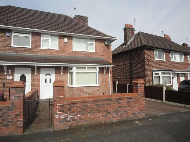 3 Bedrooms Semi Detached House for rent in Stancliffe Road, Sharston