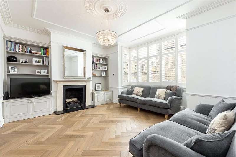 4 Bedrooms Terraced House for sale in Merton Avenue, Chiswick, London, W4