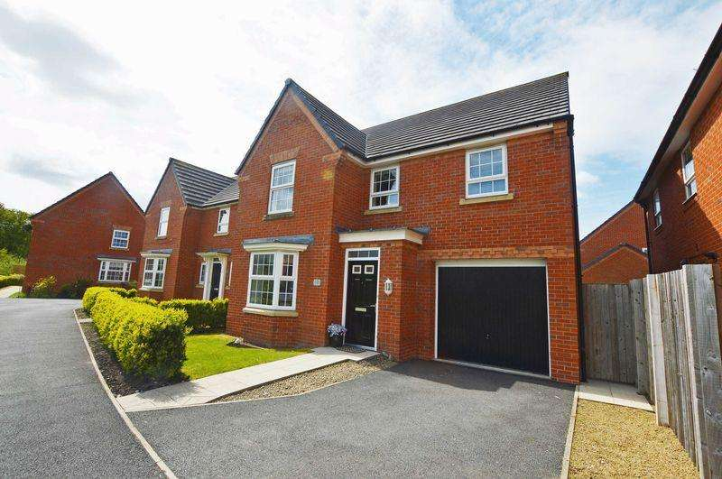 4 Bedrooms Detached House for sale in Hawthorn Drive, Thornton-Cleveleys, FY5 4GU