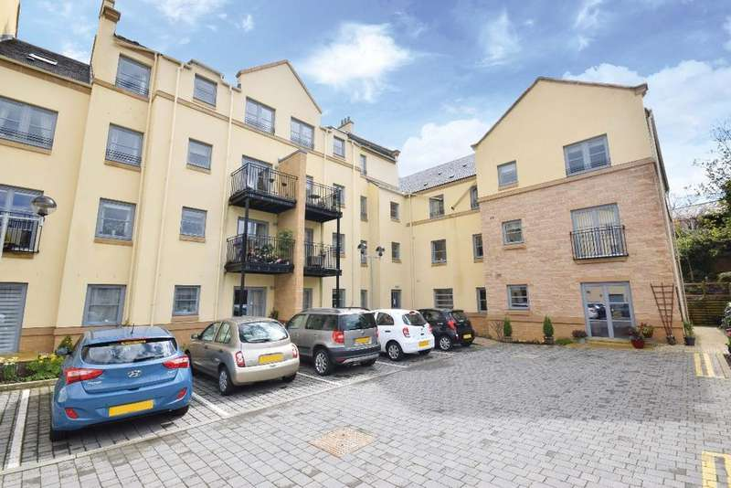 1 Bedroom Apartment Flat for sale in Templars Court, High Street, Linlithgow, West Lothian, EH49 7EA