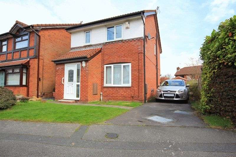 3 Bedrooms Property for sale in Sartfield Close, Childwall, Liverpool, L16