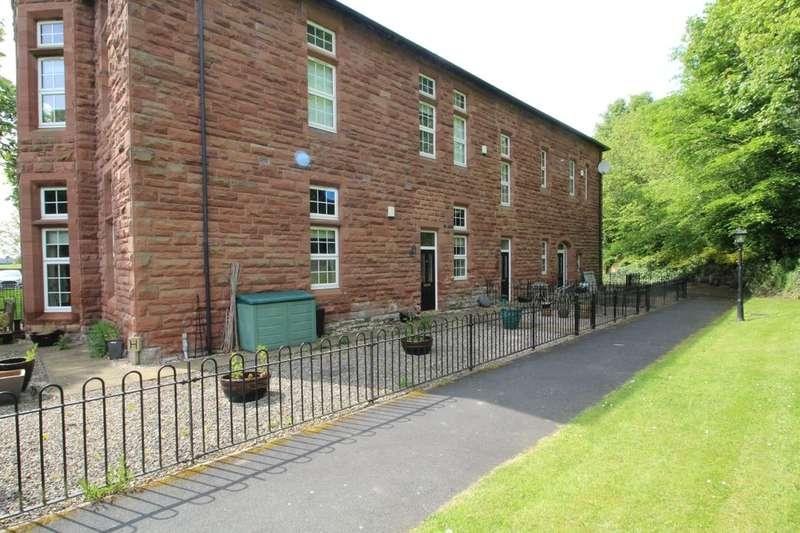 2 Bedrooms Flat for sale in Twickenham Court, Carlisle, CA1
