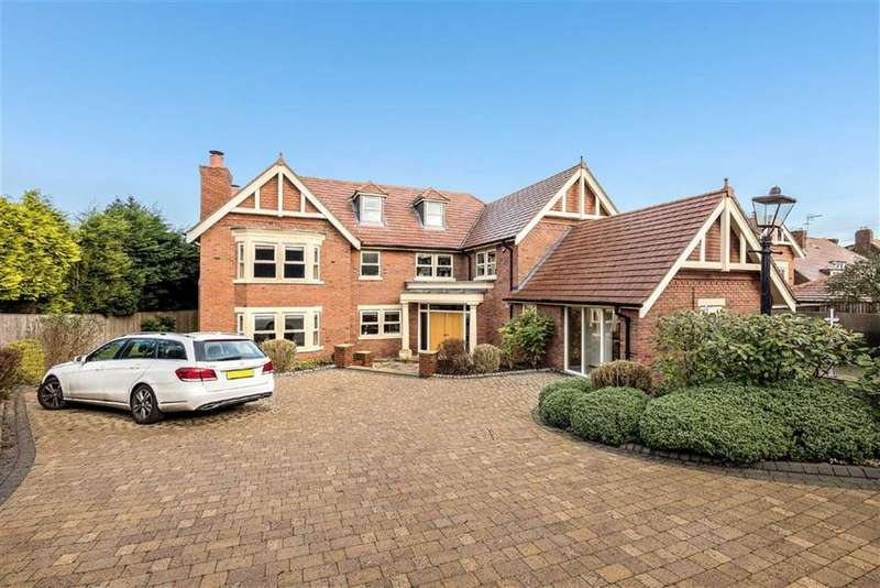 6 Bedrooms Property for sale in Walton Avenue, Pannal, North Yorkshire