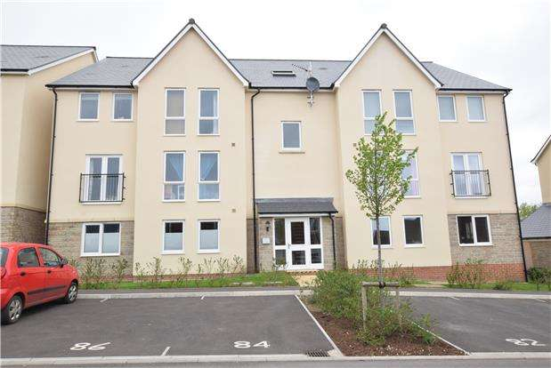 1 Bedroom Flat for sale in Greenfield Road, Keynsham, Bristol, BS31 1FL