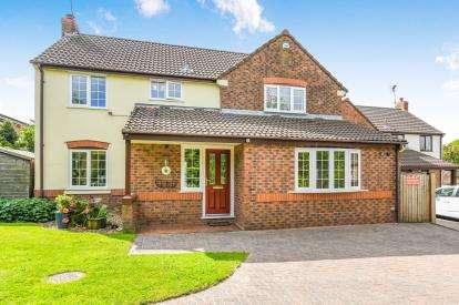 4 Bedrooms Detached House for sale in Kings Meadow, Norton, Runcorn, Cheshire, WA7