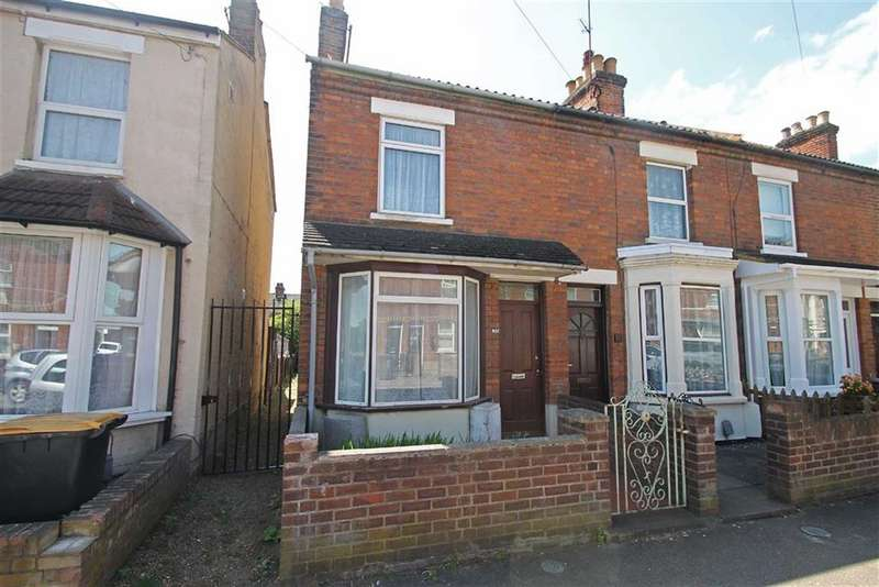 3 Bedrooms End Of Terrace House for sale in College Road, Bedford