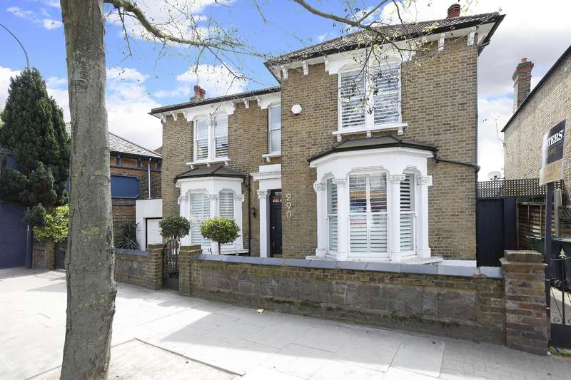 4 Bedrooms Detached House for sale in Stanstead Road, Forest Hill, SE23