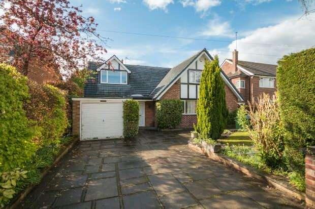 5 Bedrooms Detached House for sale in Gaddum Road, Bowdon