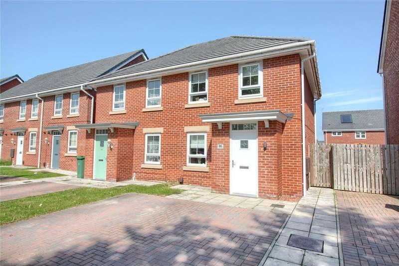 2 Bedrooms Semi Detached House for sale in Thorntree Road, Thornaby