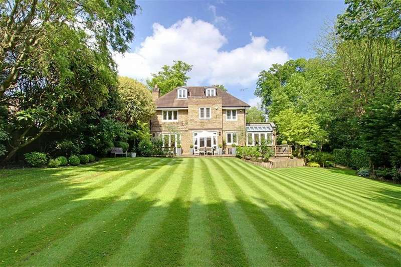 6 Bedrooms Detached House for sale in Burwood Place, Hadley Wood, Hertfordshire