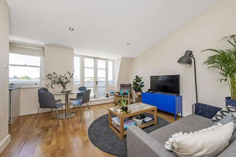 2 Bedrooms Flat for sale in Leinster Square, Notting Hill