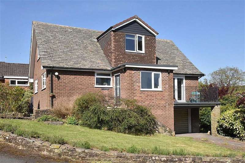 4 Bedrooms Detached House for sale in Nab Close, Bollington, Macclesfield