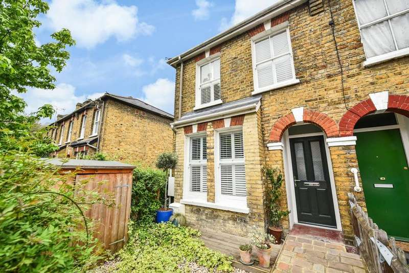 2 Bedrooms Semi Detached House for sale in Scylla Road, Peckham