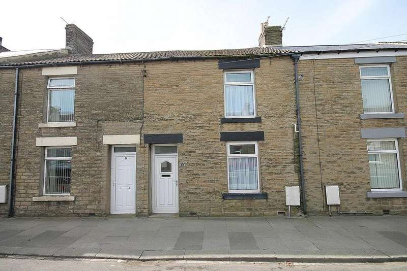 2 Bedrooms Terraced House for sale in Bridge Street, Tow Law, Bishop Auckland