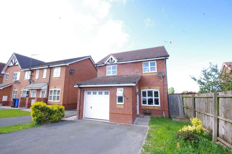 3 Bedrooms Detached House for sale in Tan Y Coed, Prestatyn