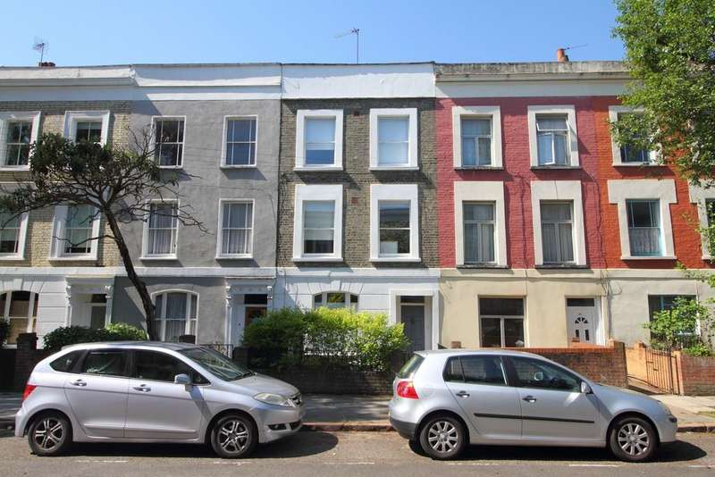 2 Bedrooms Apartment Flat for sale in Axminister Road, N7 6BP