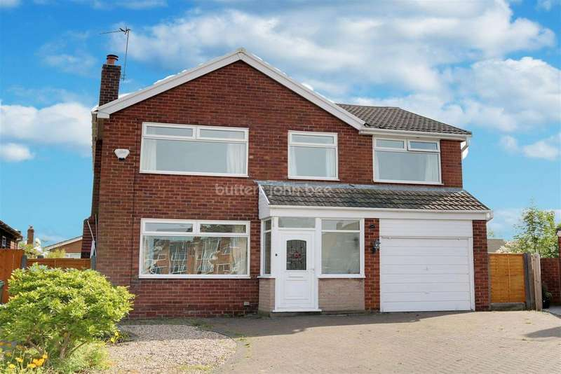 5 Bedrooms Detached House for sale in Ashwood close, Barnton