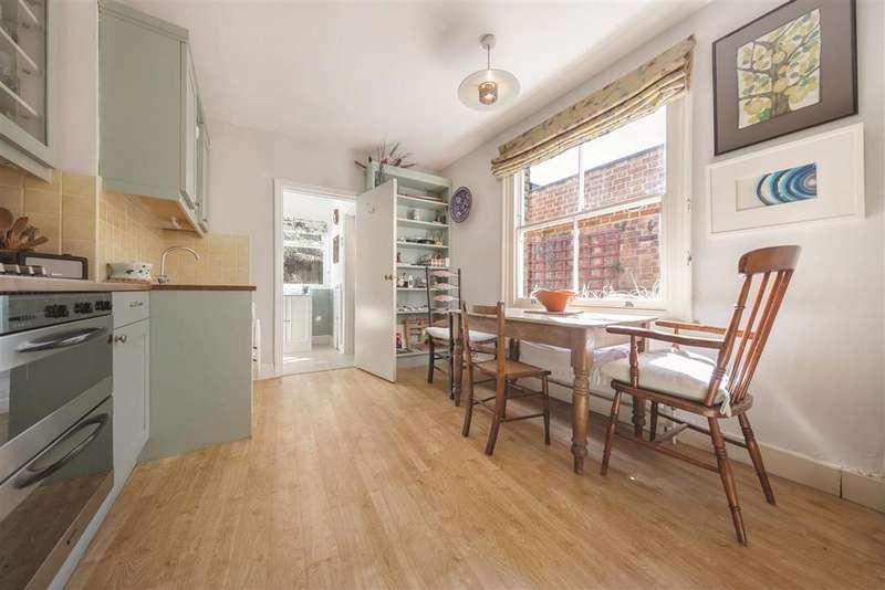 1 Bedroom Flat for sale in Aslett Street, SW18