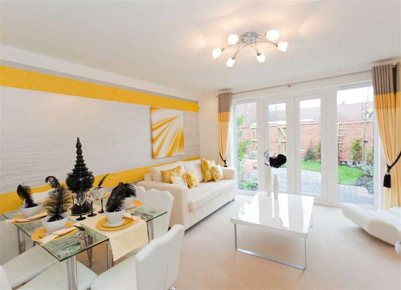 3 Bedrooms Semi Detached House for sale in Spencers Wood, Spencers Wood