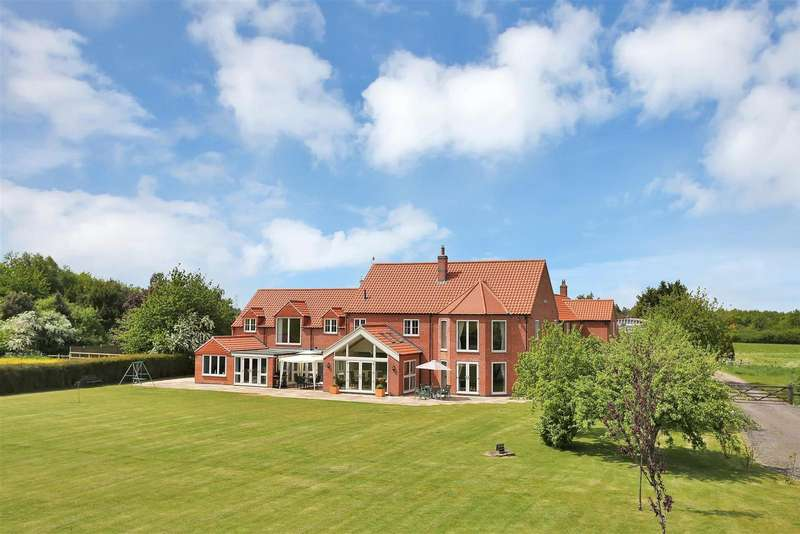 6 Bedrooms Property for sale in Cliff Lane, Marston, Grantham
