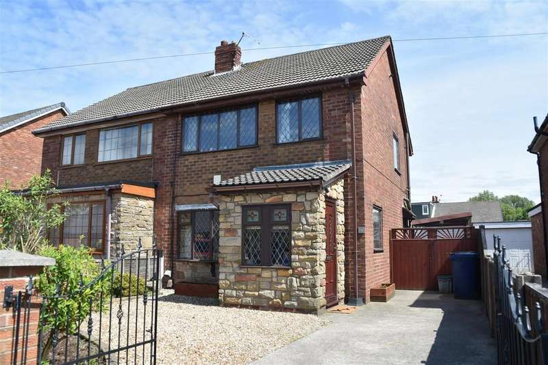 3 Bedrooms Semi Detached House for sale in Lever House Lane, Leyland