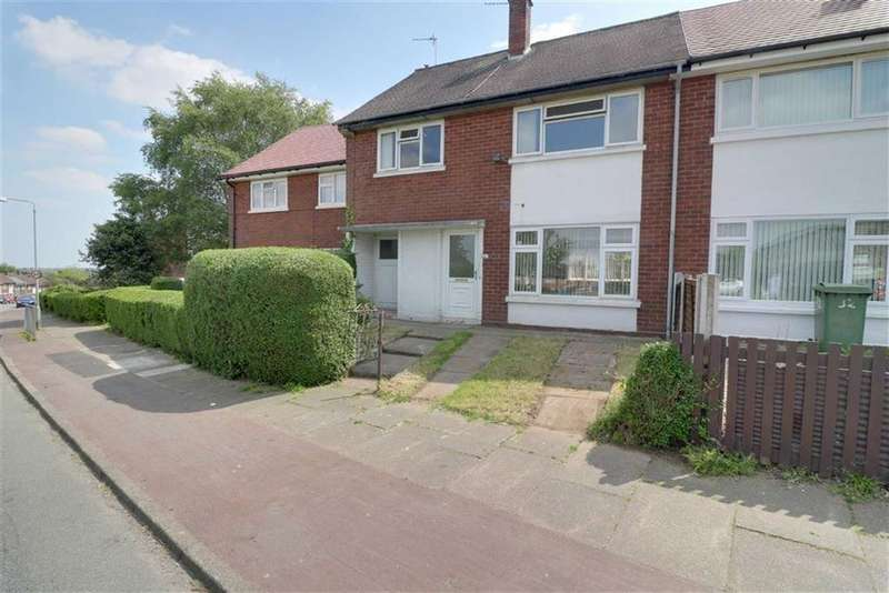 3 Bedrooms Terraced House for sale in Saxon Crossway, Winsford, Cheshire
