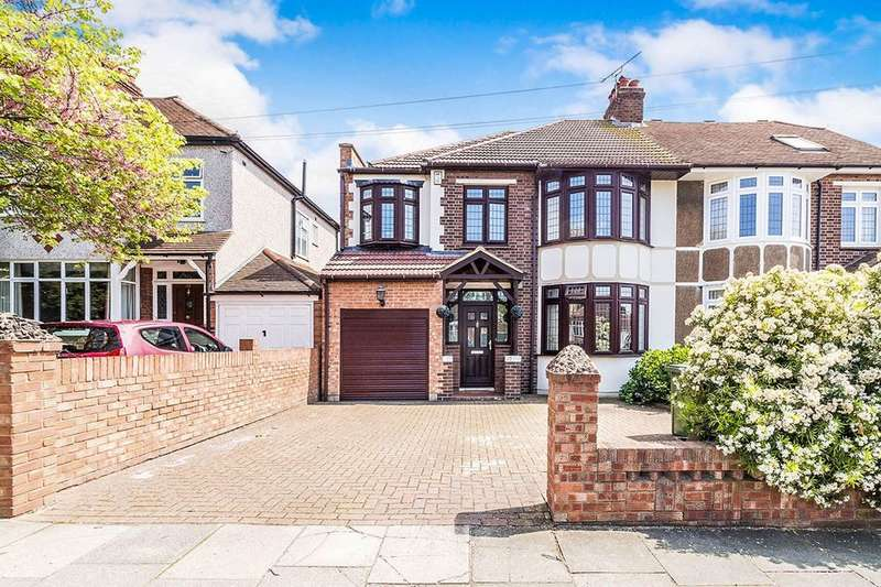4 Bedrooms Semi Detached House for sale in Townley Road, Bexleyheath, DA6