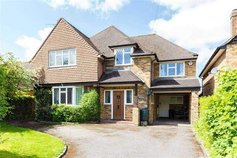 4 Bedrooms Detached House for sale in Ninnings Road, Chalfont St Peter, Buckinghamshire
