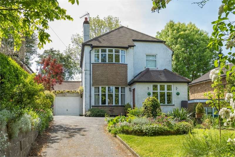4 Bedrooms Detached House for sale in Joiners Lane, Chalfont St Peter, Buckinghamshire