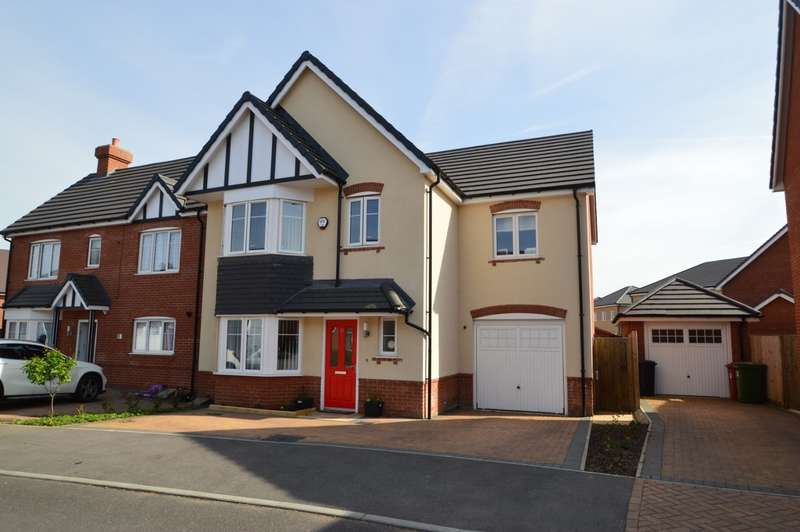 4 Bedrooms Detached House for sale in Starling Crescent, Langley, SL3