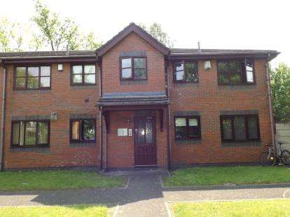 1 Bedroom Flat for sale in Longford Place, Manchester, Greater Manchester, Uk