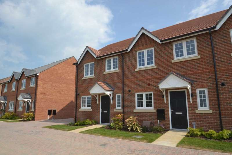 2 Bedrooms Terraced House for rent in Bonners Mead, Benson
