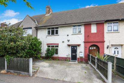 4 Bedrooms Terraced House for sale in Tilbury, Essex, .