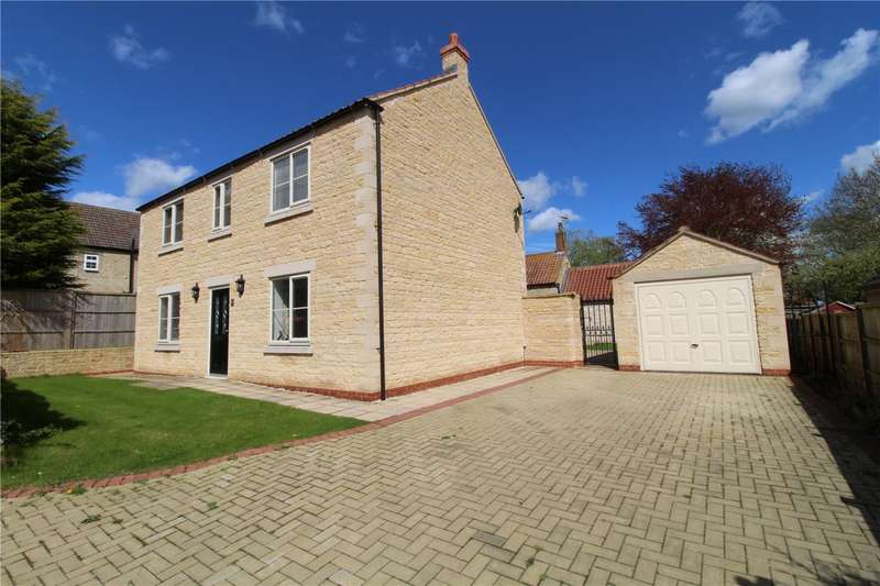 4 Bedrooms Detached House for sale in Reads Lane, Woolsthorpe By Colsterworth, Grantham, NG33