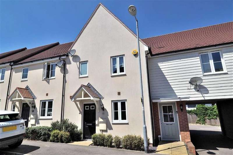 3 Bedrooms Terraced House for sale in Abbess Terrace, Loughton, Essex