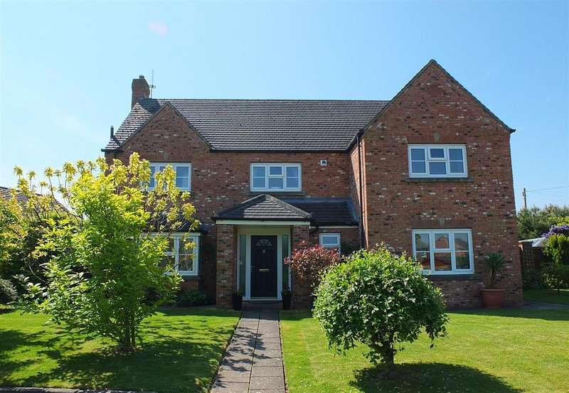 4 Bedrooms Detached House for sale in The Cherries, Long Sutton