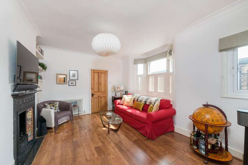 2 Bedrooms Flat for sale in Shipman Road Forest Hill