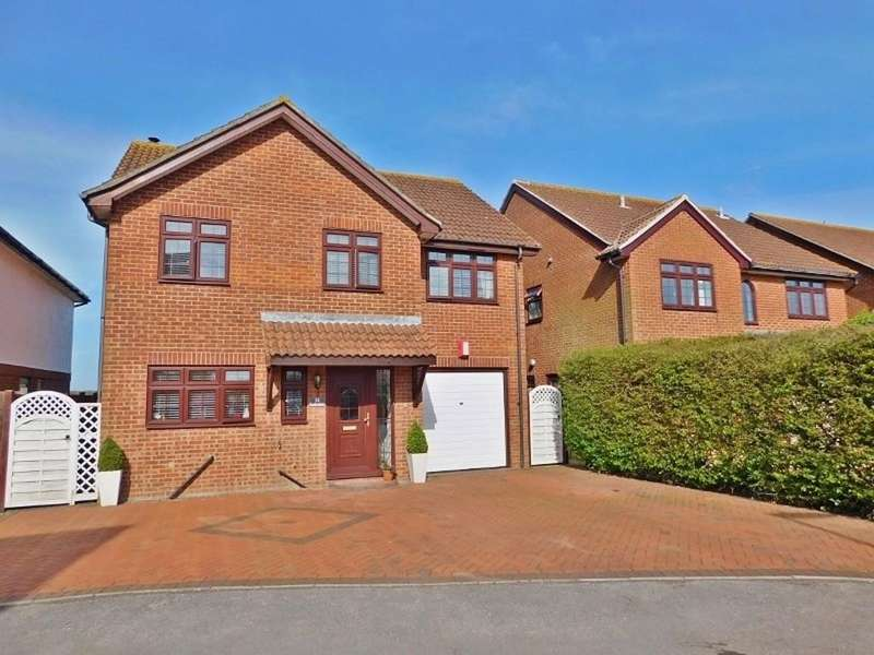 4 Bedrooms Detached House for sale in The Oakes, Stubbington