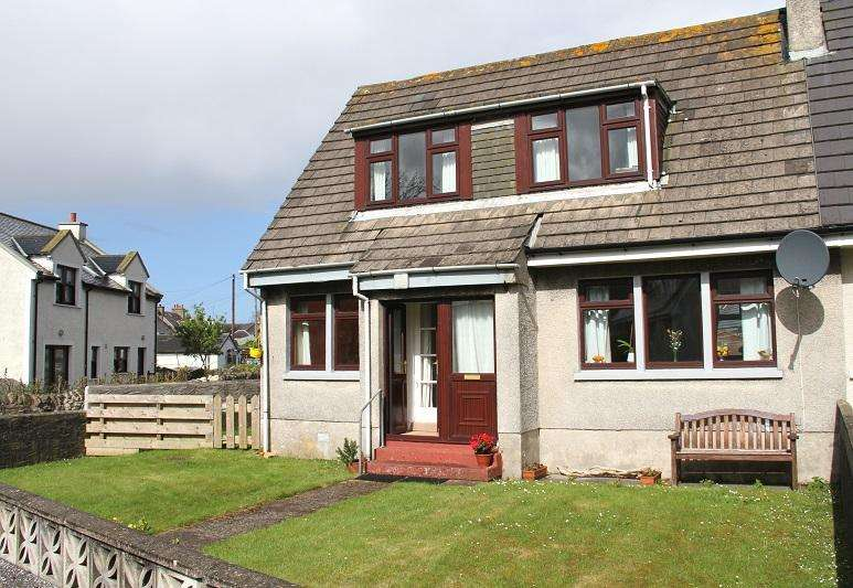 3 Bedrooms End Of Terrace House for sale in Mansefield Road, Port Ellen PA42