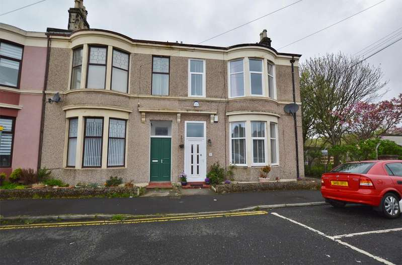 3 Bedrooms End Of Terrace House for sale in 1 Kilmeny Terrace Ardrossan KA22 8DX