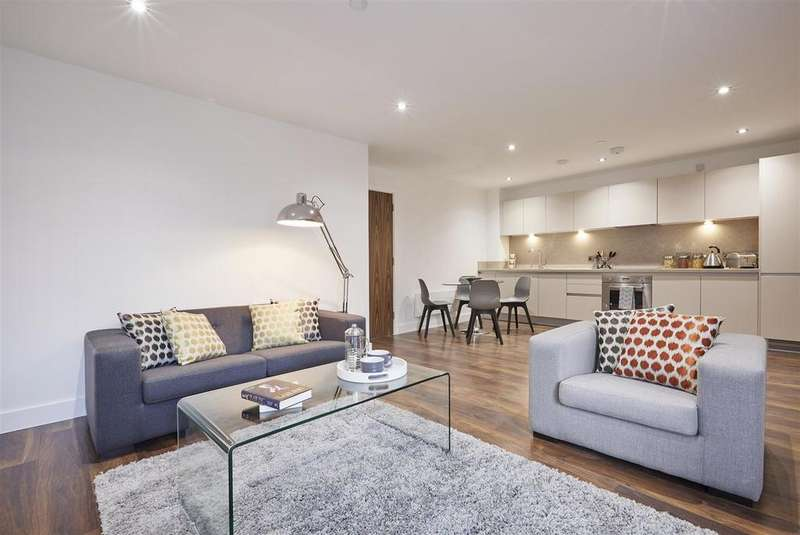 3 Bedrooms Apartment Flat for rent in The Assembly, 1 Cambridge Street, Manchester