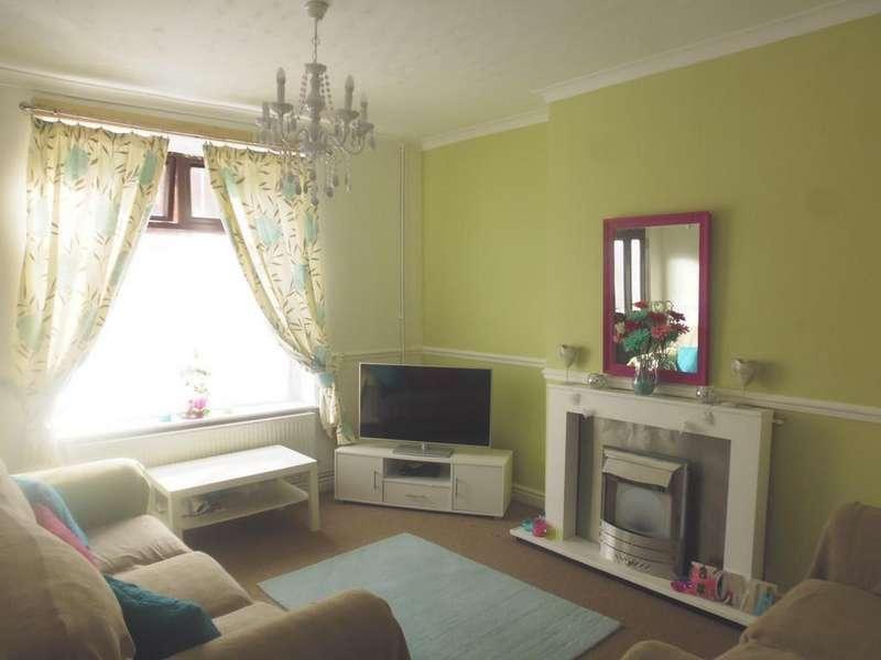 2 Bedrooms End Of Terrace House for sale in Rothwell Street, Hamer, OL12