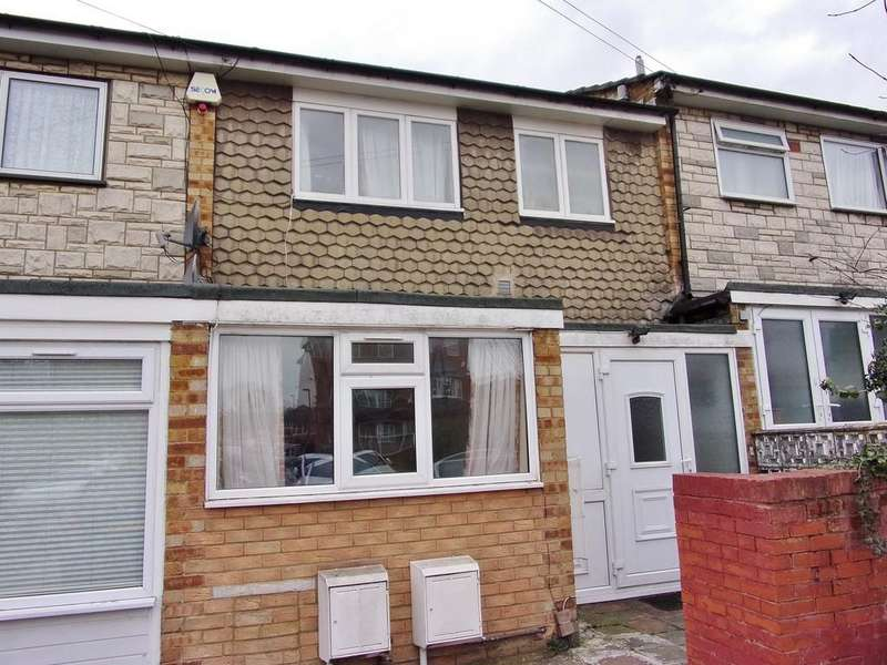 3 Bedrooms Terraced House for sale in Tennison Road, South Norwood